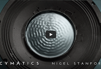 Cymatics by Nigel Stanford