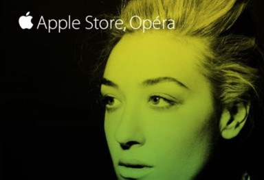 Mia Moretti X Apple Store Conference